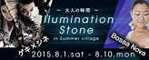~大人の時間~ Illumination Stone in Summer village